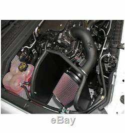 K&N 63-3088 Performance Intake Kit with Filter for 15-16 Colorado/Canyon 3.6L V6