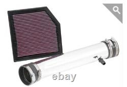 K&N 69-8704TP Performance Cold Air Intake Kit with Filter for IS250/IS350/GS350