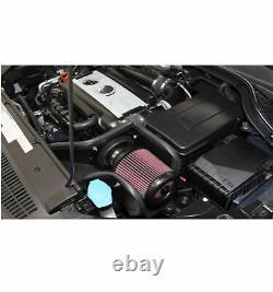 K&N 69-9504TTK Performance High Flow Air Intake Kit for A3/GTI/Jetta/Passat 2.0L