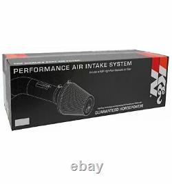K&N 77-2582KTK Performance Intake Kit with Filter for F-250/F-350 Super Duty 6.2L