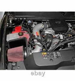 K&N 77-3077KP Performance Air Intake Kit for Silverado/Sierra 2500HD/3500HD 6.6L