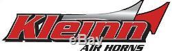Kleinn Automotive Air Horns 6127 Air Horn Kit Ready for Easy install