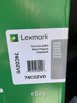 Lexmark (CMY) Imaging Kit CS72x, CX725 easy to install and instruction included