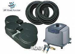 Matala Ez Mea Pro 6 Plus Air Kits Hakko Hk100 Pond Air Pump Kit Aerator