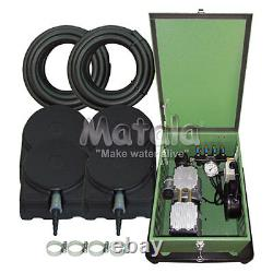 Matala MEA Lake PRO 4 Air Pump Kit with Cabinet