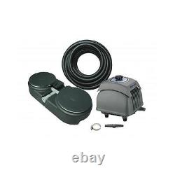 Matala MEA Pro 5 Plus Aeration Kit-Air Pump, Diffusers, Hose -from 10-24K pond
