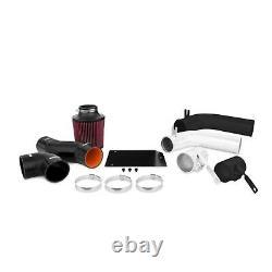 Mishimoto MMAI-WRX-15BWBK Black Air Intake Pipe/Filter/Box Kit for Subaru WRX