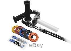 Motion Flexible & Lightweight Pro Rev 2 Throttle Kit Easy to Install 01-2781