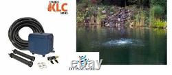 NEW Septic / Pond Complete Aeration Kit for Ponds / Tanks 2-15000 Gallons LA2
