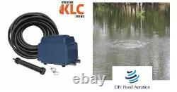 NEW Septic / Pond Complete Aeration Kit for Ponds / Tanks Up to 7000 Gallons LA1