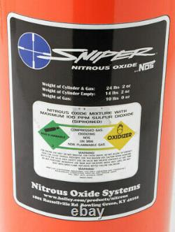 NOS Sniper Wet Nitrous Spread Bore Quadrajet Plate Kit Easy Installation