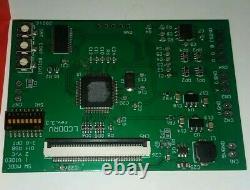 Nec Turbo Express Pce Gt Rgb Lcddrv Full Install Kit New Easy Install Pcb