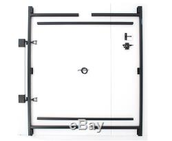 New 3 Rail 65 in. H/ 60 in. 96 in. W Kit-Contractor Series Easy In Installation