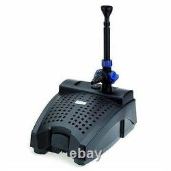Oase Filtral 700 Pond Pump & Filter Kit with 7 watt UV
