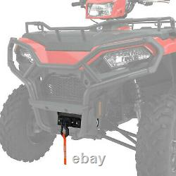 Polaris New OEM, HD 3500 lb. Integrated Winch Kit, Easy Installation, 2884833