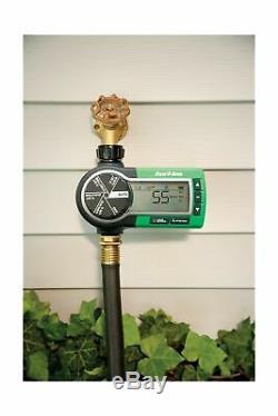 Rain Bird 32ETI Easy Install In Ground Automatic Sprinkler System Kit Outdoor