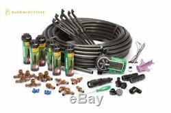 Rain Bird 32ETI Easy to Install Automatic Kit In-Ground Sprinkler System
