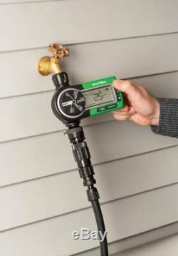 Rain Bird 32ETI Easy to Install In-Ground Automatic Sprinkler System Kit Timers