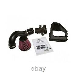 Roush Cat Back Side Exit Exhaust withCold Air Intake System Kit for 11-14 F-150 5L