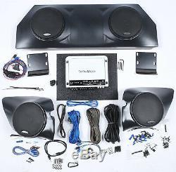 SSV Works 4 Speaker Kit for Side-by-Side Easy Installation RZRF1K-4