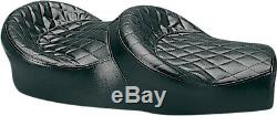 Saddlemen Plush Touring Style SaddleHyde Double Seat Kit Easy Install XY195