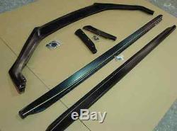 Subaru BRZ Body Kit, Rear lips, Splitter, Side skirts Easy Install