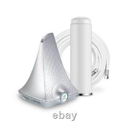 SureCall Flare 4G Easy Install Cell Phone Signal Booster Kit for Home & Office