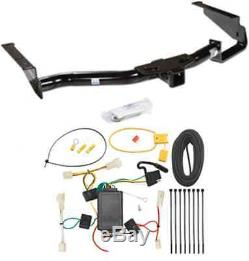 TRAILER HITCH With WIRING KIT FAST SHIPP & EASY INSTALL