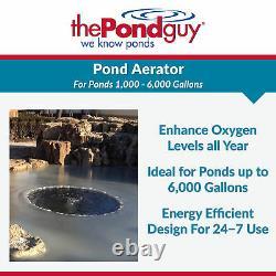 The Pond Guy Pond Aerator (formerly Water Garden Aeration Kit)