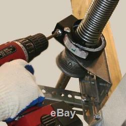 Torsion Conversion Kit Garage Doors faster Easier Spring System Easy Install