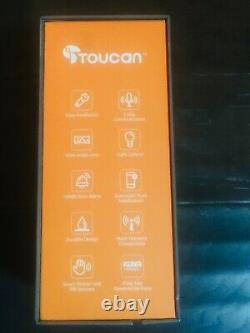 Toucan Surveillance Kit TSK100KU Two Way Communication, Easy Install Siren Alarm