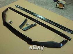 Toyota GT86 / Scion FRS Body Kit, rear lips, splitter, side skirts Easy Install