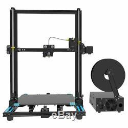 Tronxy X3S 330330420mm 3D Printer Metal Frame DIY Kits Big size Easy Install
