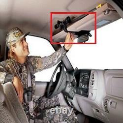 VDP SH2197 Black Sun Visor Shelf-It & Rifle-It Kit for Ford F-250/F-350/Bronco