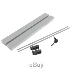 Veranda White Rail Gate Kit 36 in Easy Install Decking Accessory Home Safety