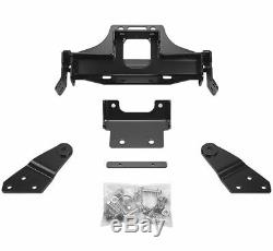 Warn ProVantage Front Mounting Kit for Plow System Easy Installation 96460