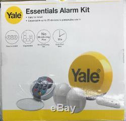 Yale Essentials Alarm Kit House Burglar Alarm Shop No Fees Easy Install TORN BOX