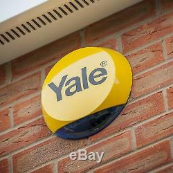 Yale Home Alarm Security System Intruder Kit Wireless Quick Easy Installation